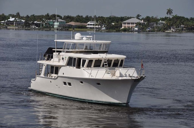 2009 OFFSHORE Out Islander 64 LRC Trawler 2337966