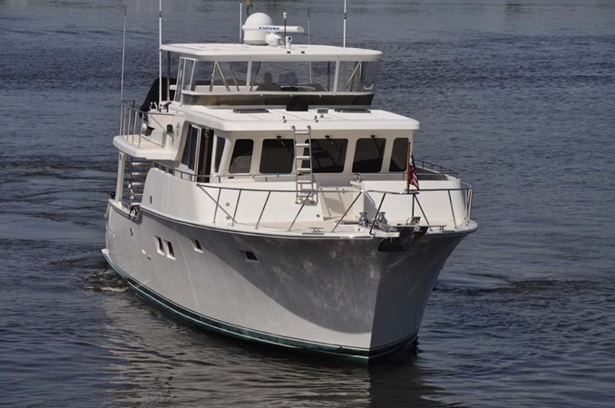 2009 OFFSHORE Out Islander 64 LRC Trawler 2337967