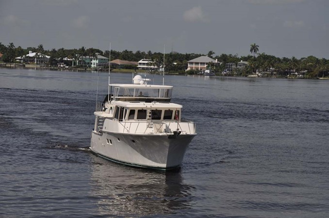 2009 OFFSHORE Out Islander 64 LRC Trawler 2337969