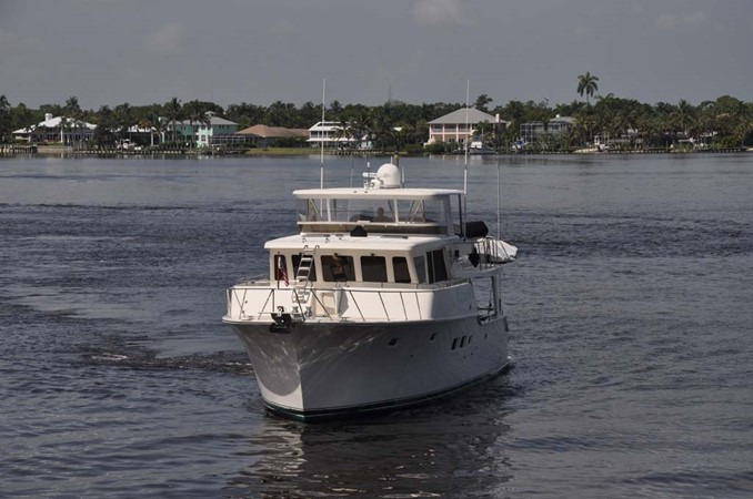 2009 OFFSHORE Out Islander 64 LRC Trawler 2337972