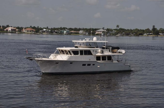 2009 OFFSHORE Out Islander 64 LRC Trawler 2337973