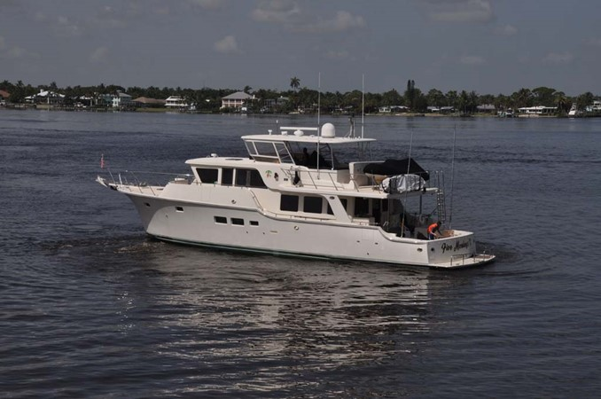 2009 OFFSHORE Out Islander 64 LRC Trawler 2337974