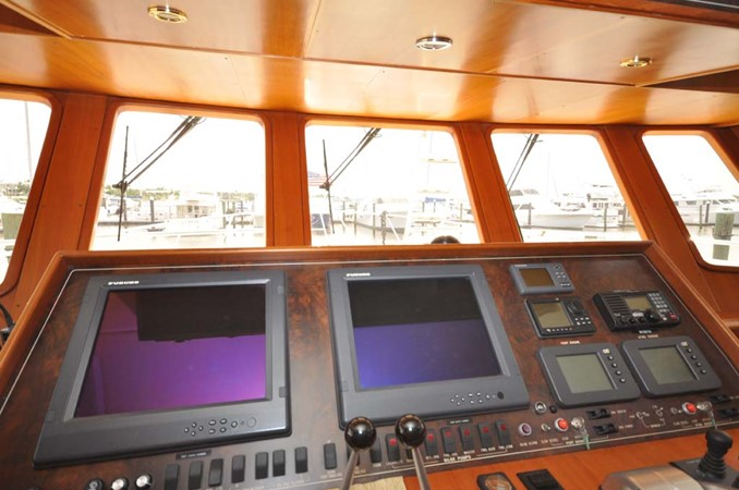 2009 OFFSHORE Out Islander 64 LRC Trawler 2338023