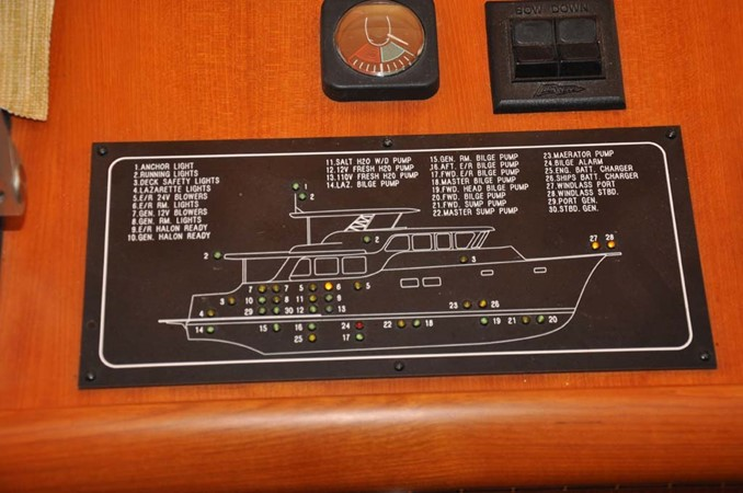 2009 OFFSHORE Out Islander 64 LRC Trawler 2338039