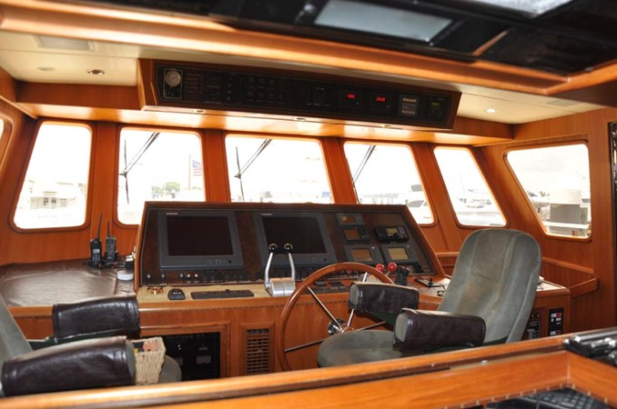 2009 OFFSHORE Out Islander 64 LRC Trawler 2338055