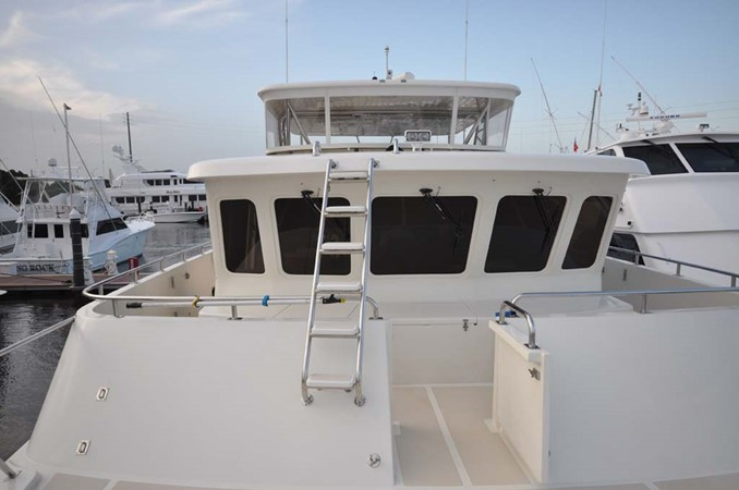 2009 OFFSHORE Out Islander 64 LRC Trawler 2338080