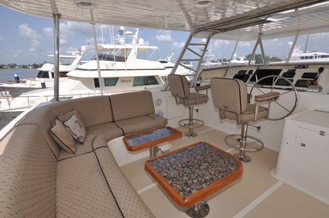 2009 OFFSHORE Out Islander 64 LRC Trawler 2338115