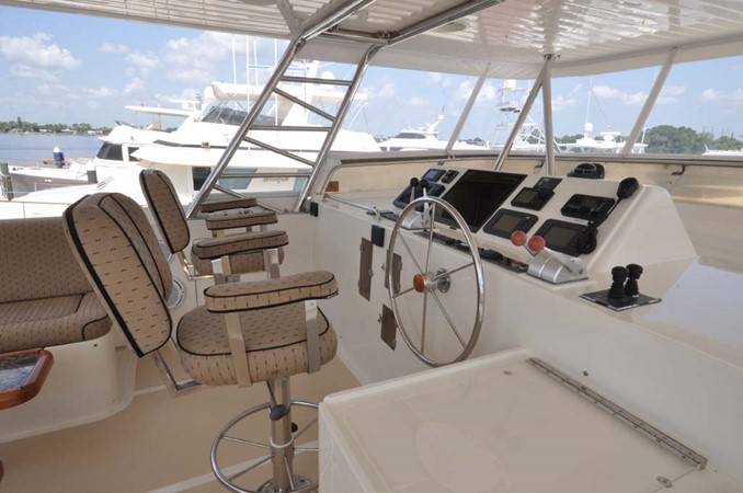 2009 OFFSHORE Out Islander 64 LRC Trawler 2338116