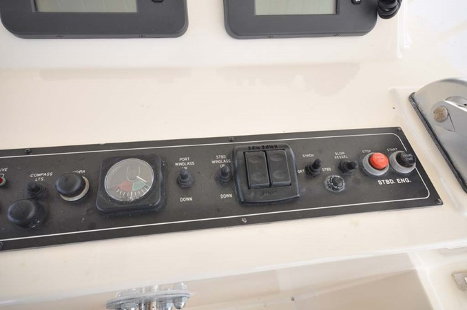 2009 OFFSHORE Out Islander 64 LRC Trawler 2338122