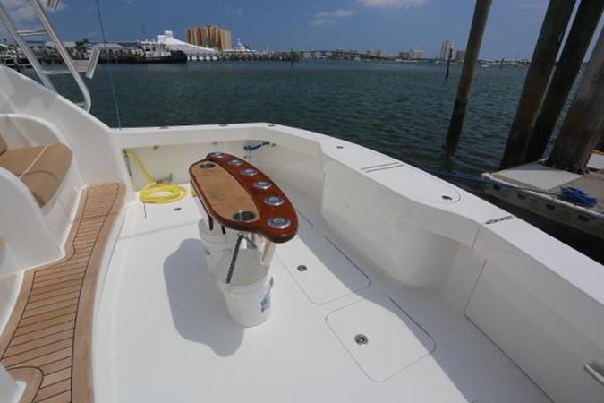 Cockpit Rocket Launcher 2014 VIKING 42' Open Sport Fisherman 2338313