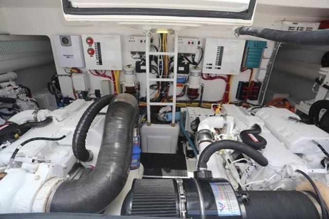 Engine Room 2014 VIKING 42' Open Sport Fisherman 2338315