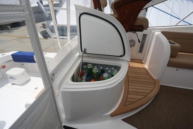 Drink Box on Bridge Deck 2014 VIKING 42' Open Sport Fisherman 2338319