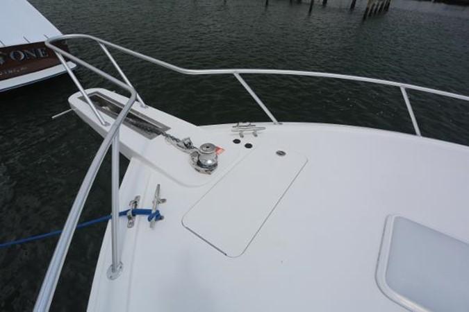 Bow Pulpit and Windlass 2014 VIKING 42' Open Sport Fisherman 2338337