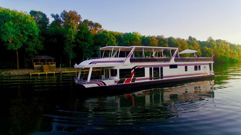 2005 SUMERSET HOUSEBOATS Houseboat Houseboat 2343486