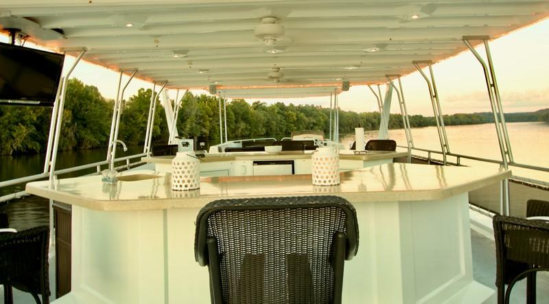 2005 SUMERSET HOUSEBOATS Houseboat Houseboat 2343491