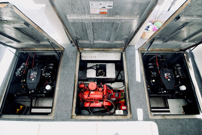2005 SUMERSET HOUSEBOATS Houseboat Houseboat 2343549