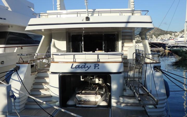 2003 BUGARI  Motor Yacht 2345419