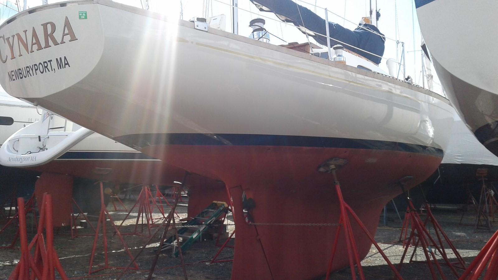 1965 LE COMTE Northeast 38 Classic Yacht 2343888