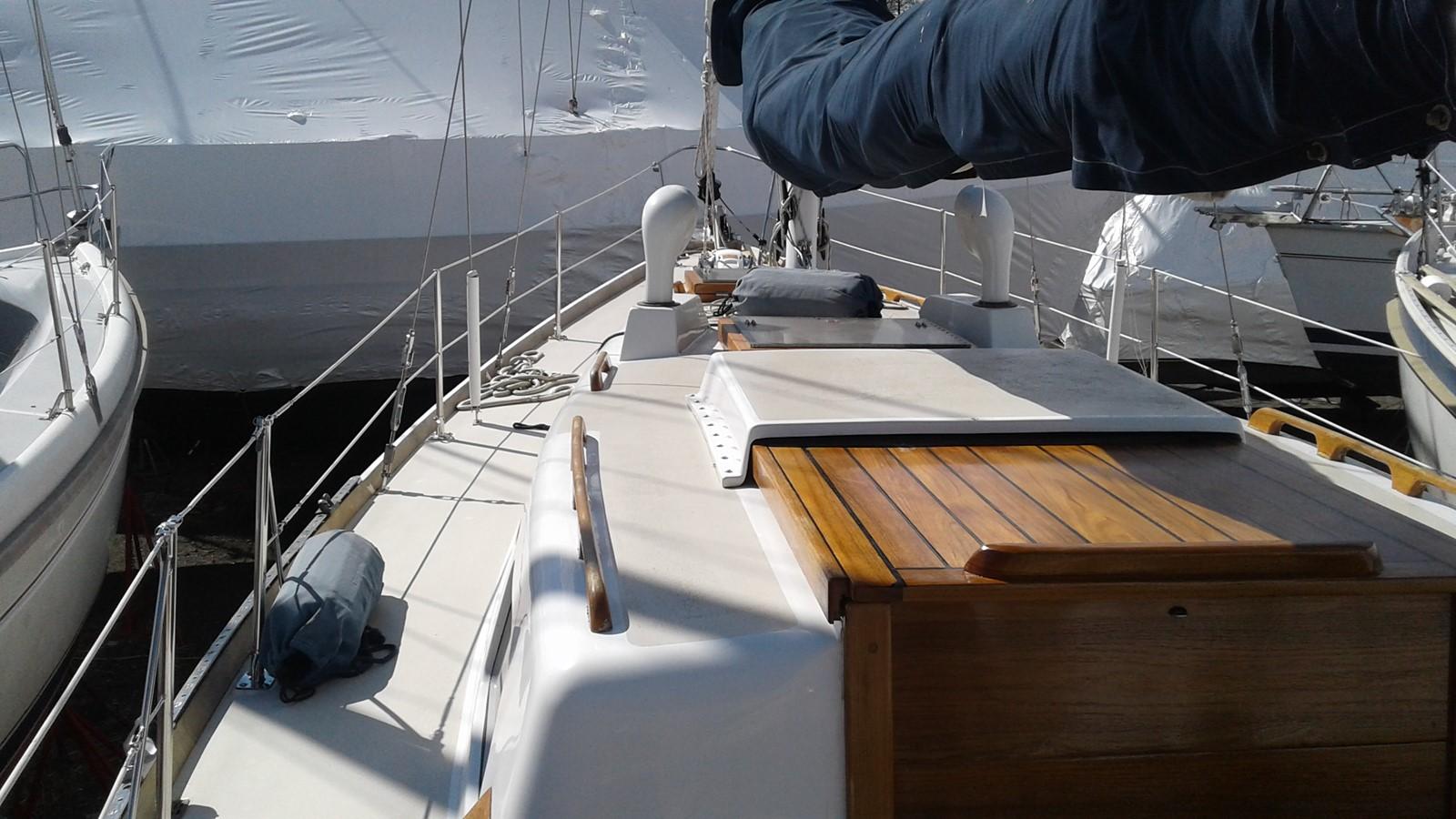 1965 LE COMTE Northeast 38 Classic Yacht 2343890
