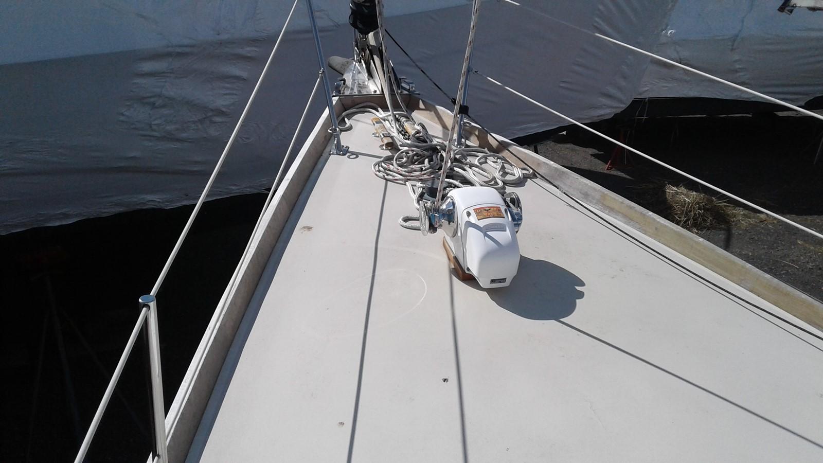 1965 LE COMTE Northeast 38 Classic Yacht 2343892