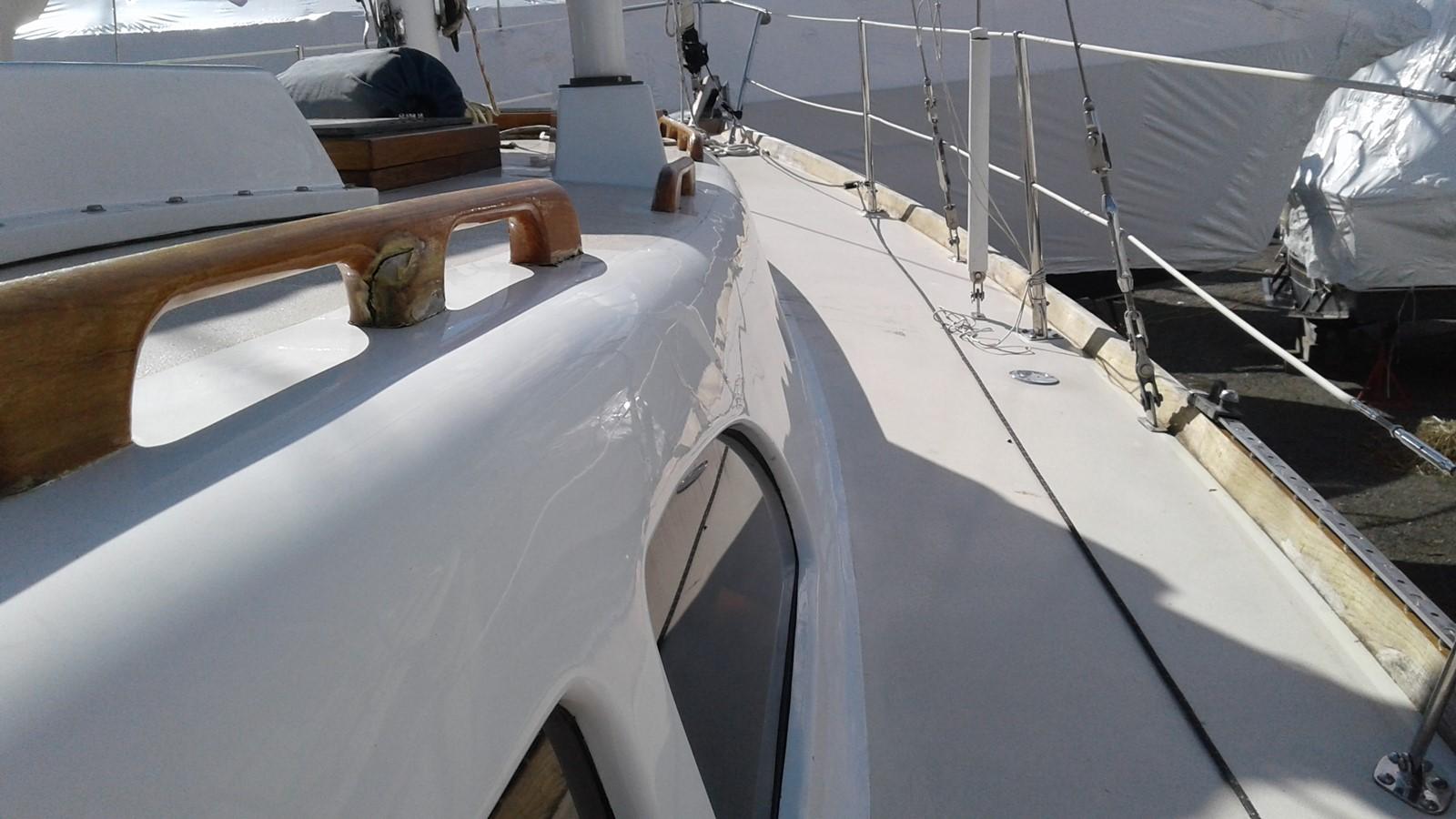 1965 LE COMTE Northeast 38 Classic Yacht 2343894