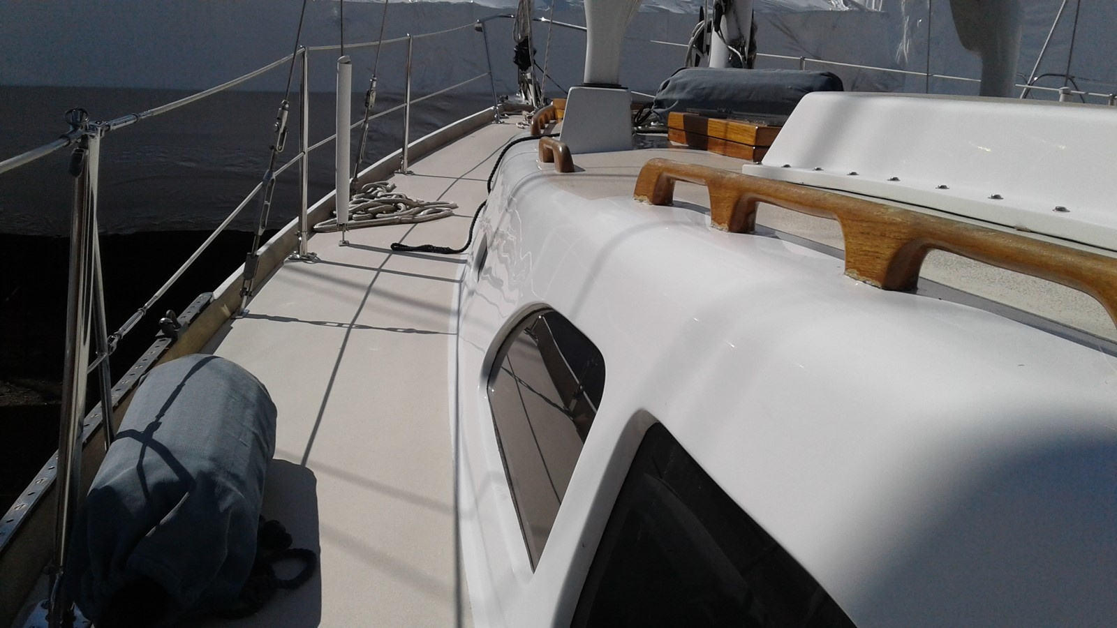 1965 LE COMTE Northeast 38 Classic Yacht 2343895