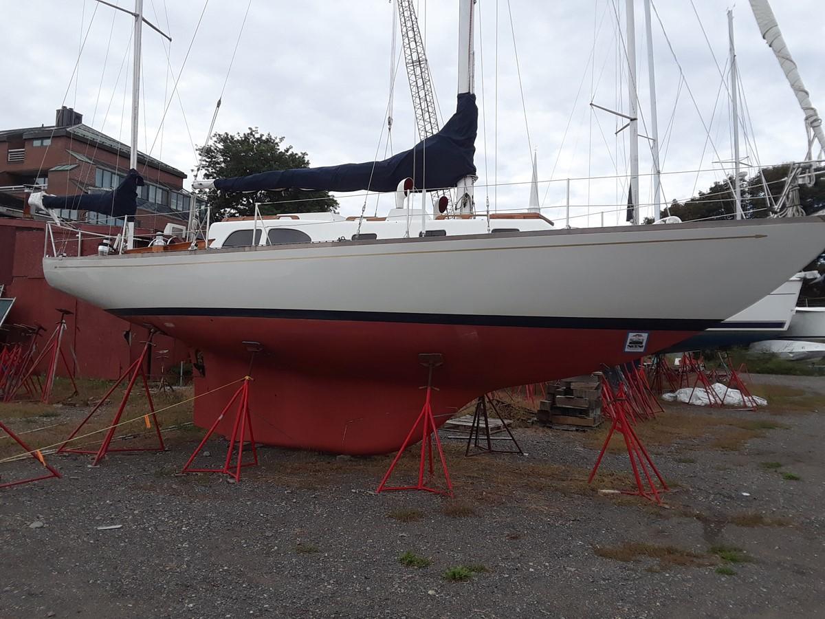 1965 LE COMTE Northeast 38 Classic Yacht 2343900