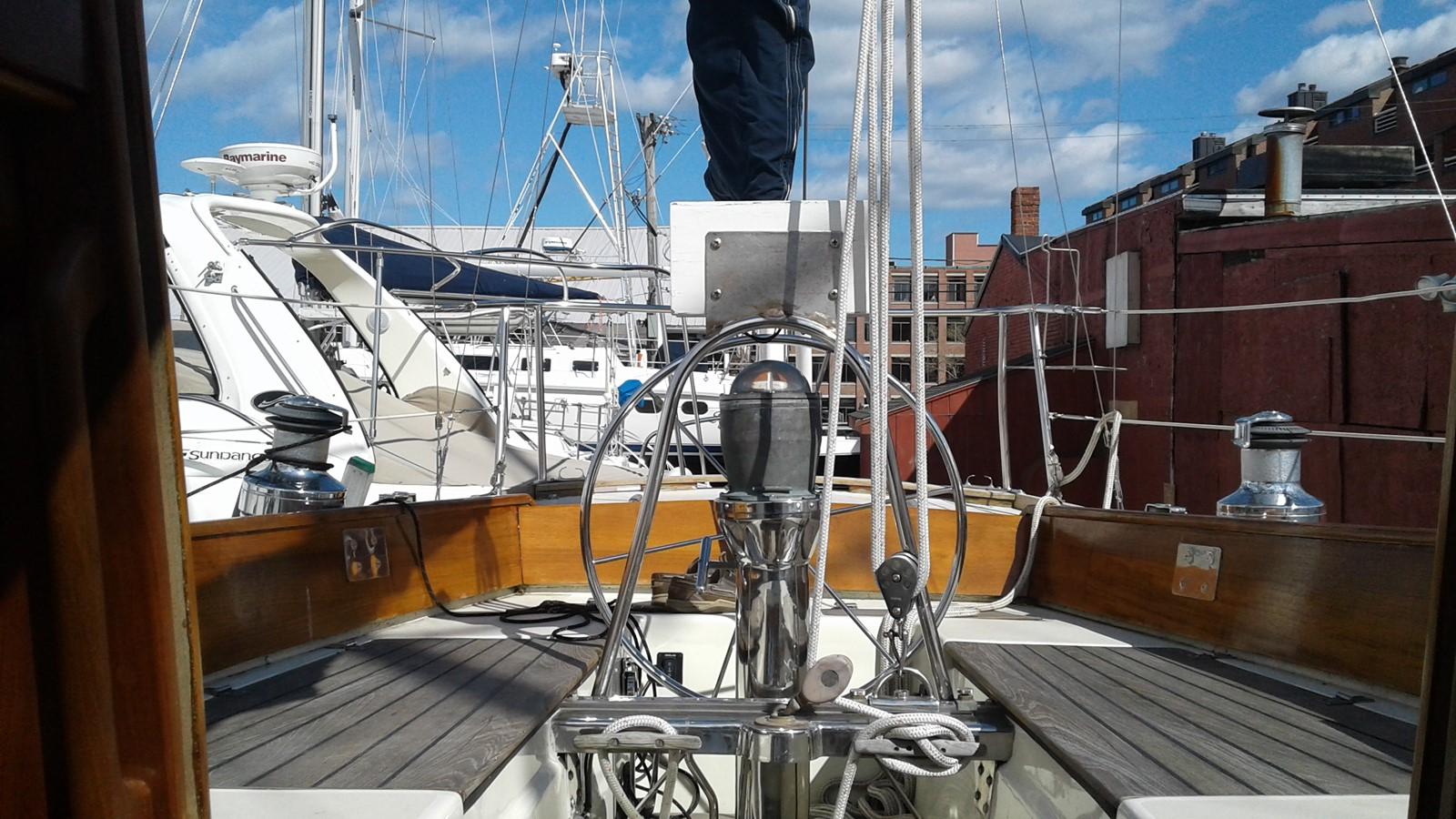 1965 LE COMTE Northeast 38 Classic Yacht 2343906