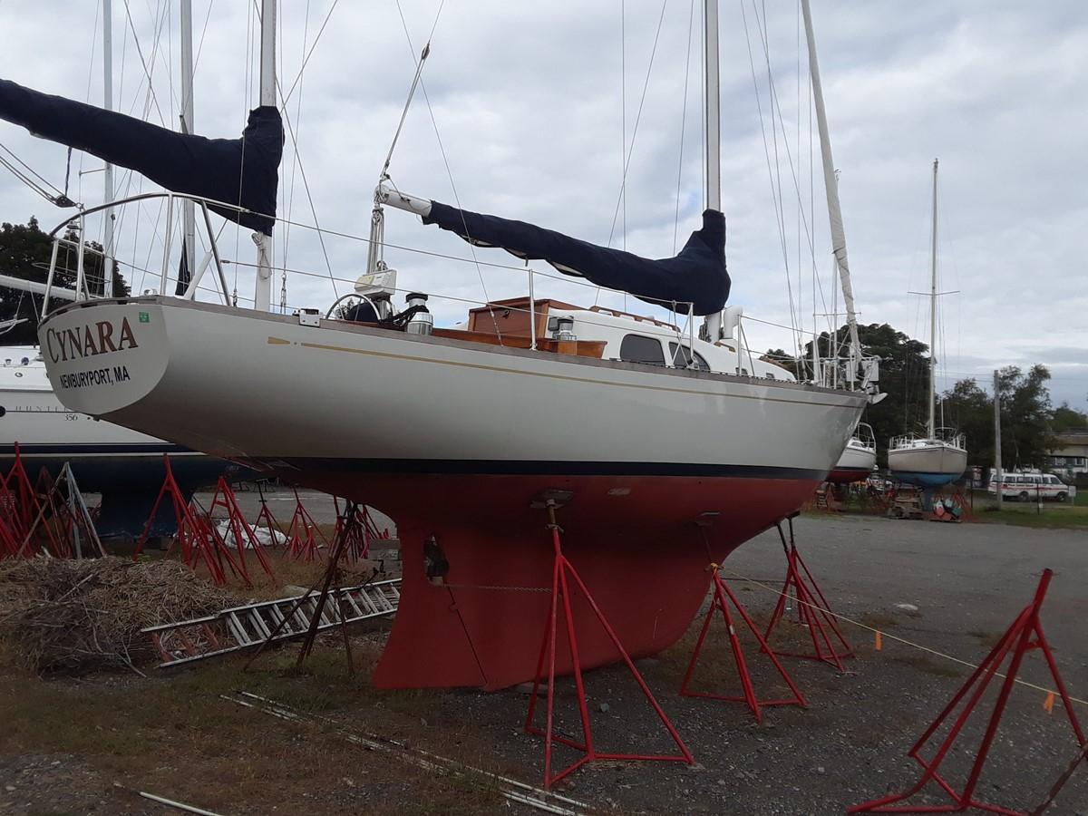 1965 LE COMTE Northeast 38 Classic Yacht 2343907