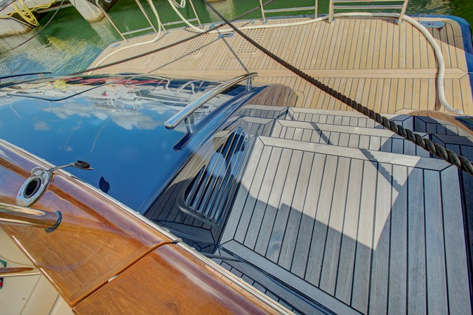 Swim Platform  2015 MARLOW 80-ECB Cruiser 2377198