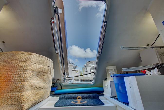 Transom Door 2015 MARLOW 80-ECB Cruiser 2377201