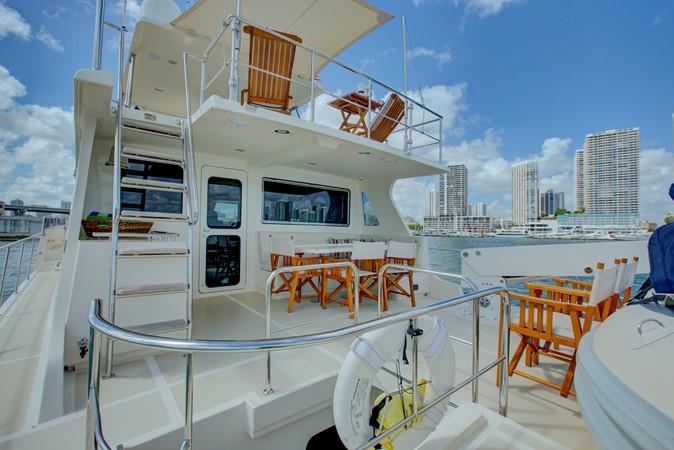 Aft Deck 2015 MARLOW 80-ECB Cruiser 2377242