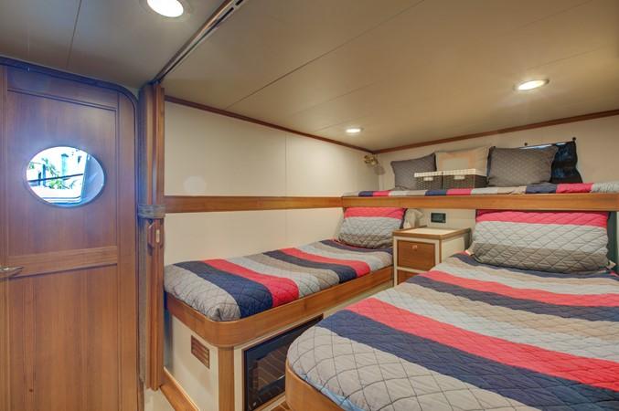 Crew Bunks 2015 MARLOW 80-ECB Cruiser 2377260