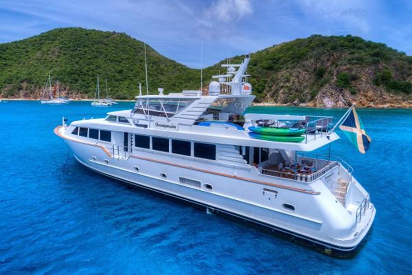 2000 BROWARD Motor Yacht Motor Yacht 2426186