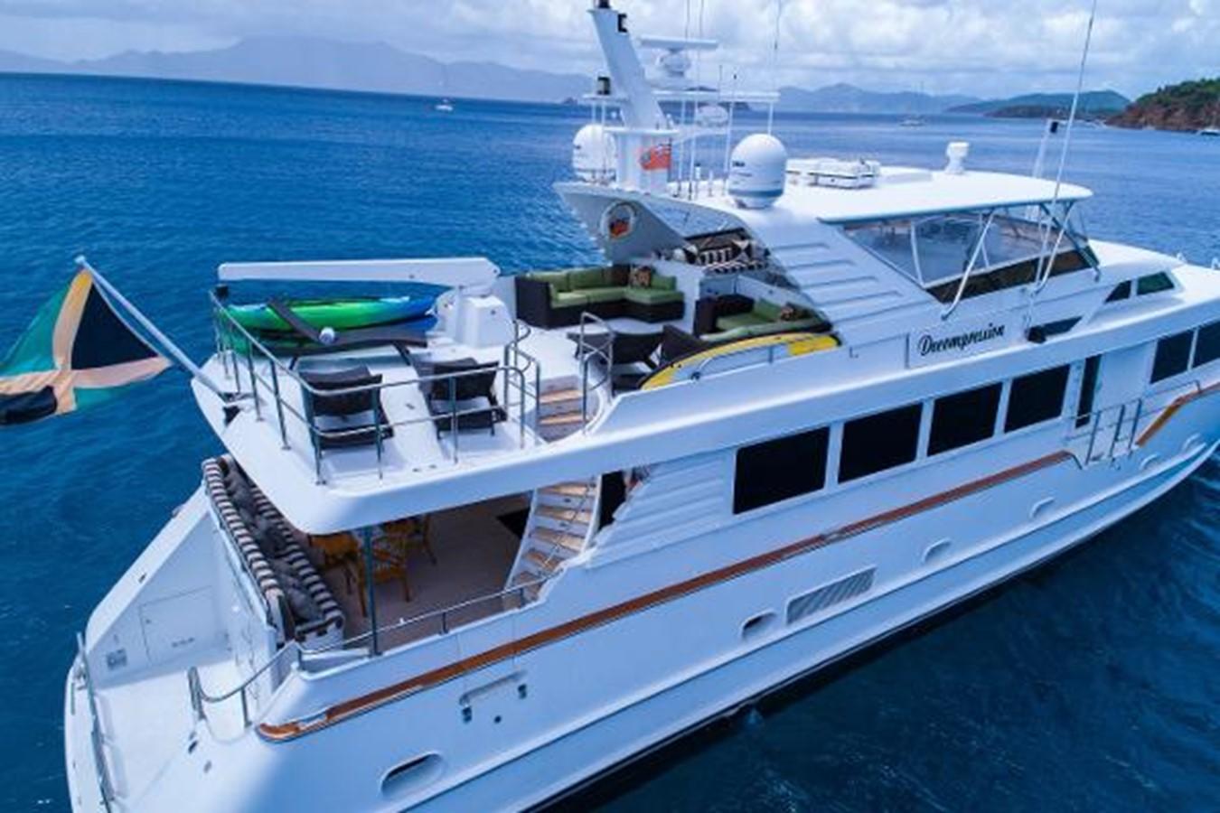 2000 BROWARD Motor Yacht Motor Yacht 2426189