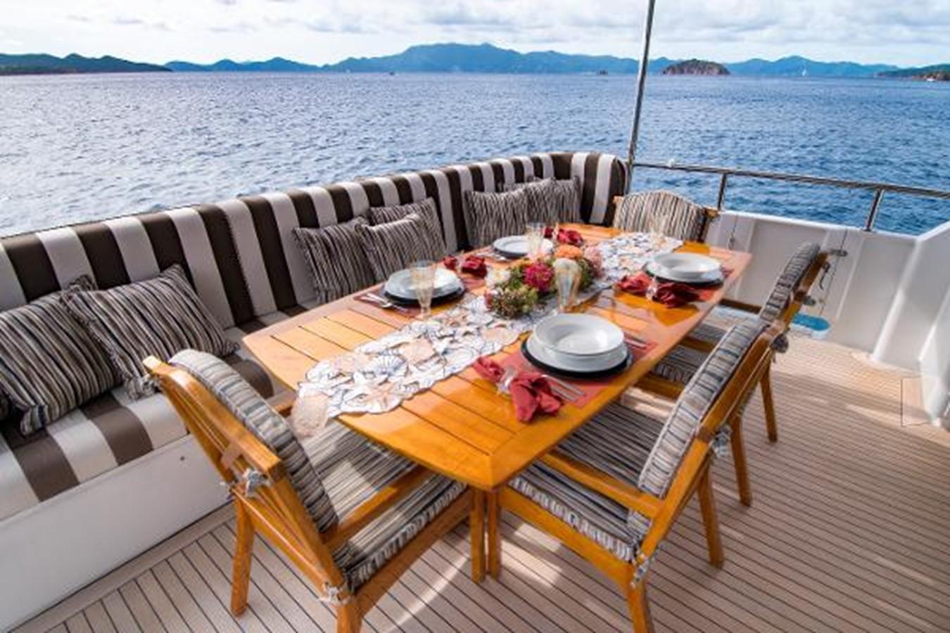 2000 BROWARD Motor Yacht Motor Yacht 2426191