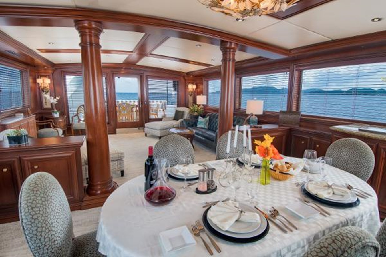 2000 BROWARD Motor Yacht Motor Yacht 2426201
