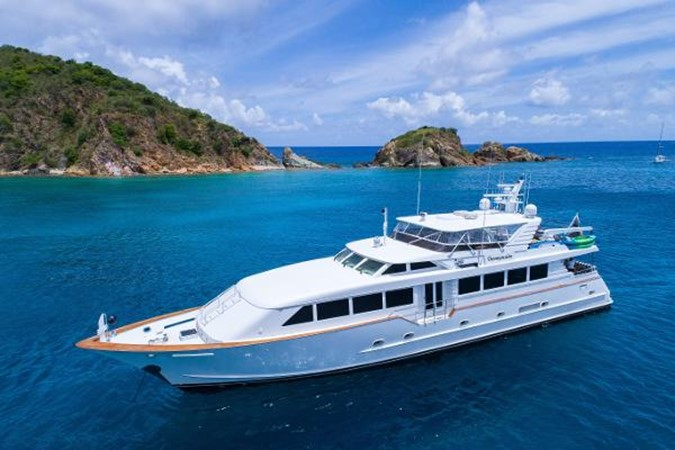 2000 BROWARD Motor Yacht Motor Yacht 2426182