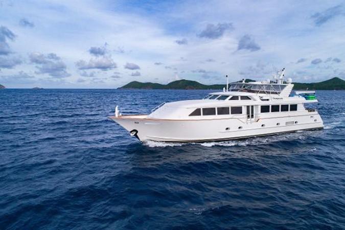 2000 BROWARD Motor Yacht Motor Yacht 2426184