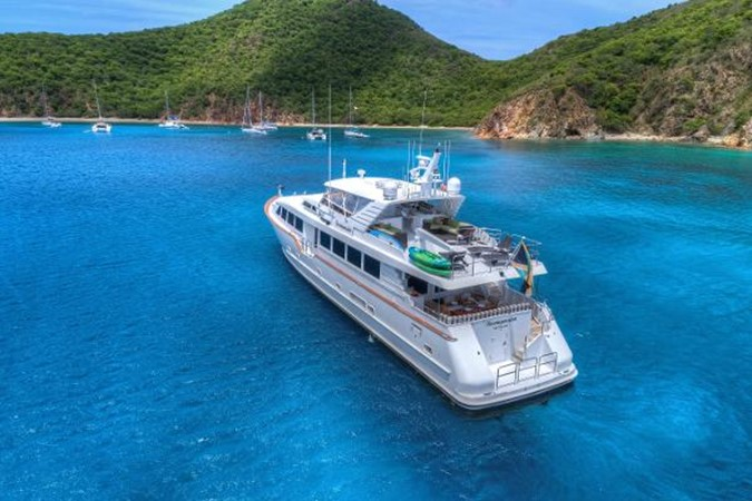 2000 BROWARD Motor Yacht Motor Yacht 2426185