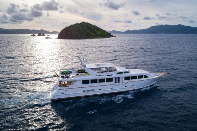2000 BROWARD Motor Yacht Motor Yacht 2426187