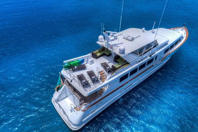 2000 BROWARD Motor Yacht Motor Yacht 2426188
