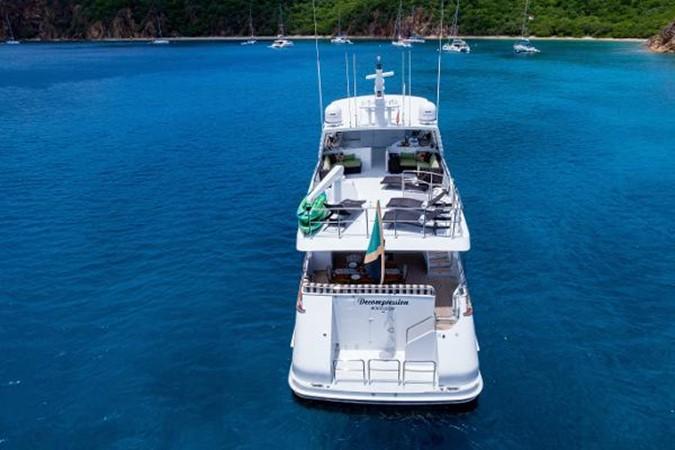 2000 BROWARD Motor Yacht Motor Yacht 2426190