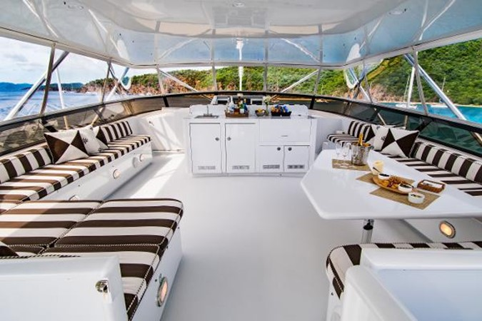 2000 BROWARD Motor Yacht Motor Yacht 2426194