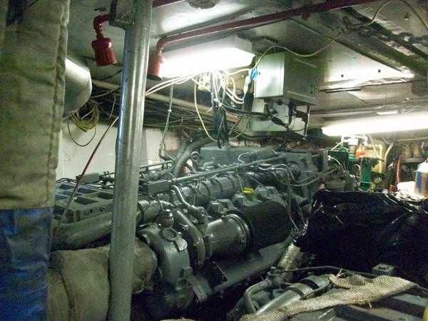 1974 CAMCRAFT Crewboat Motor Yacht 2344719