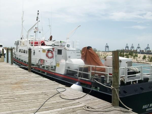 1974 CAMCRAFT Crewboat Motor Yacht 2344721