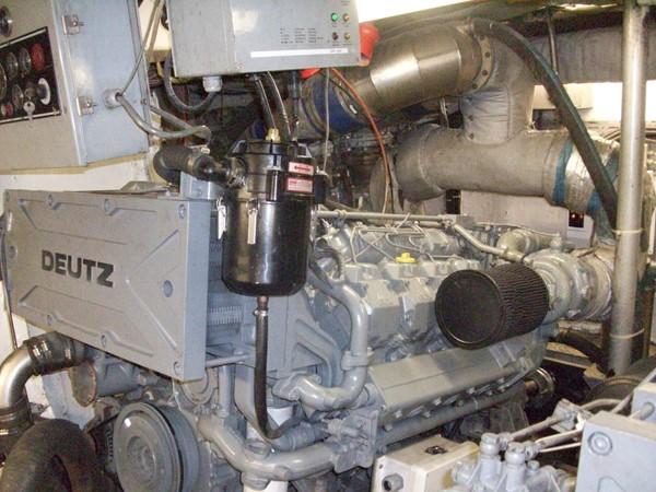 1974 CAMCRAFT Crewboat Motor Yacht 2344727