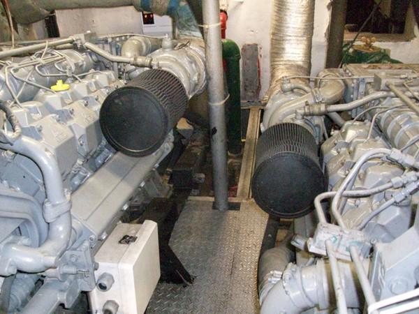 1974 CAMCRAFT Crewboat Motor Yacht 2344732