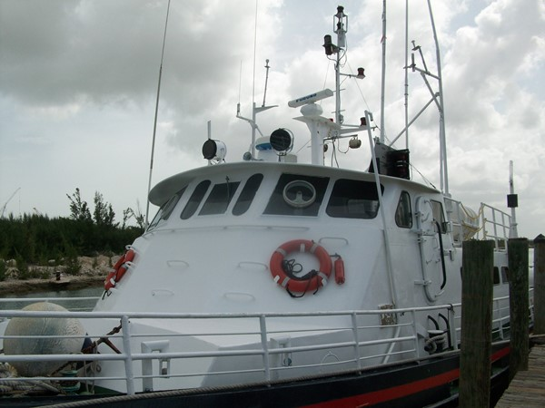 1974 CAMCRAFT Crewboat Motor Yacht 2344734