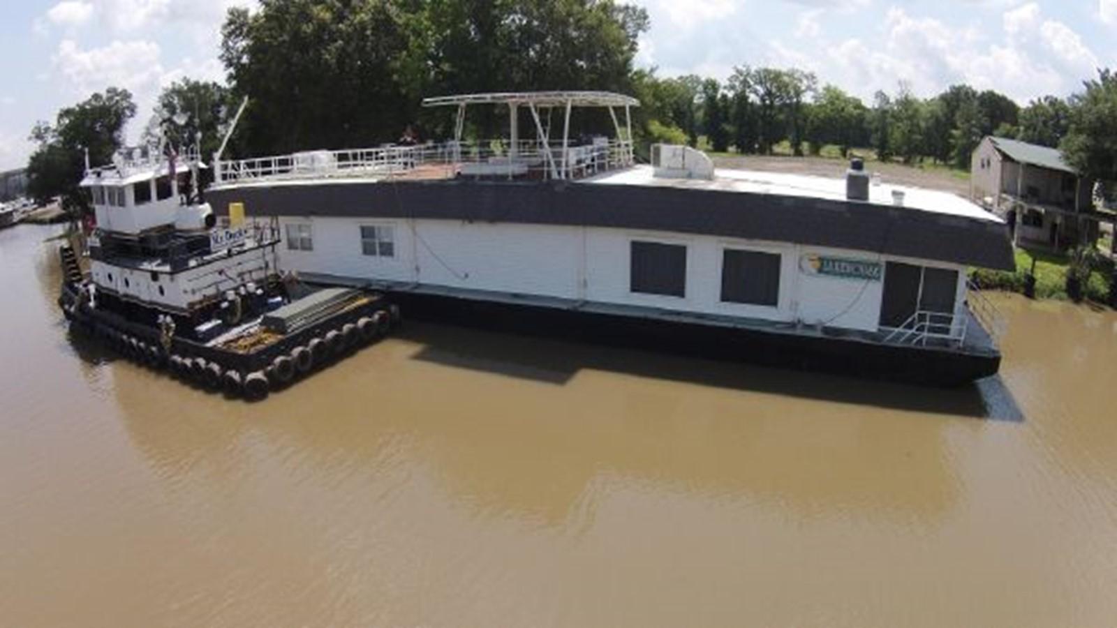 1994 CUSTOM Houseboat Houseboat 2347292